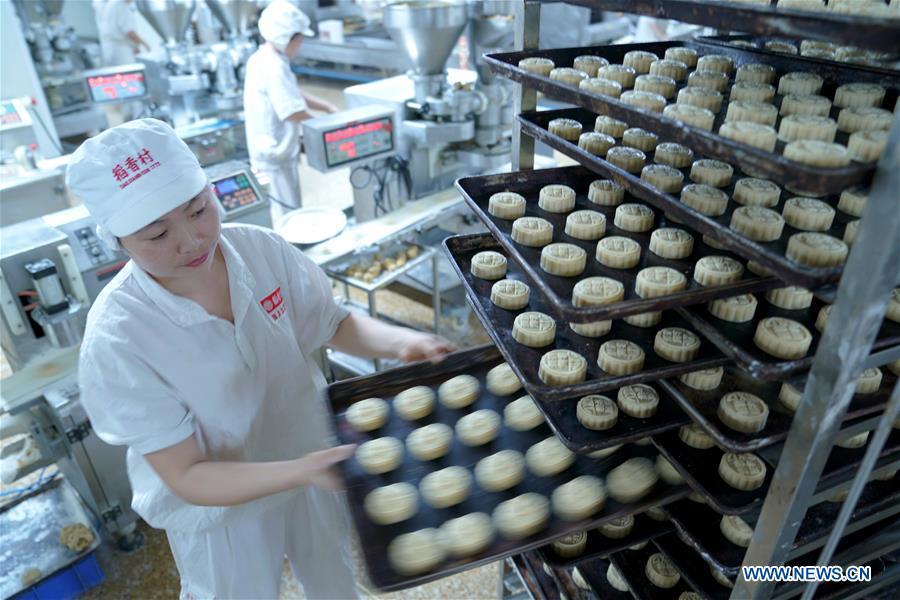 #CHINA-BEIJING-MOONCAKES-PRODUCTION (CN)