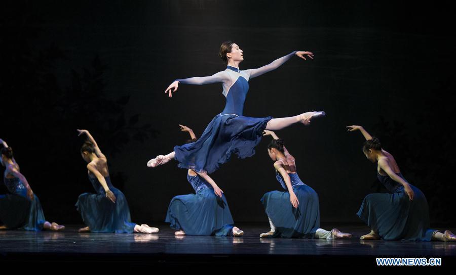 CANADA-TORONTO-DANCE FESTIVAL-GUANGZHOU BALLET