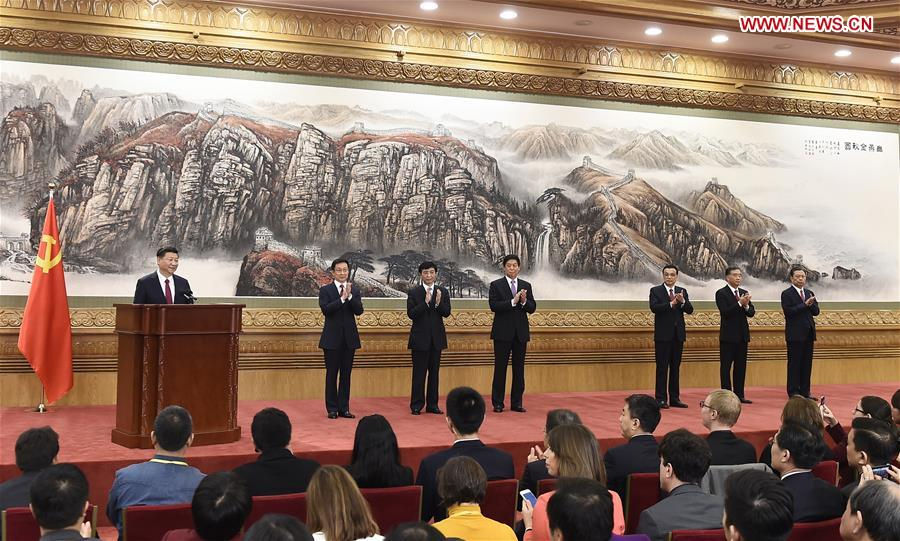 CHINA-BEIJING-CPC LEADERS-PRESS (CN)