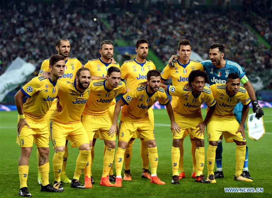 (SP)PORTUGAL-LISBON-FOOTBALL-UEFA CHAMPIONS LEAGUE-GROUP D
