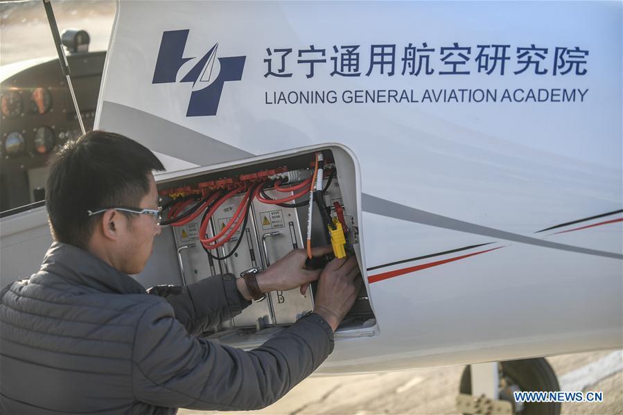 CHINA-SHENYANG-ELECTRIC PLANE (CN)
