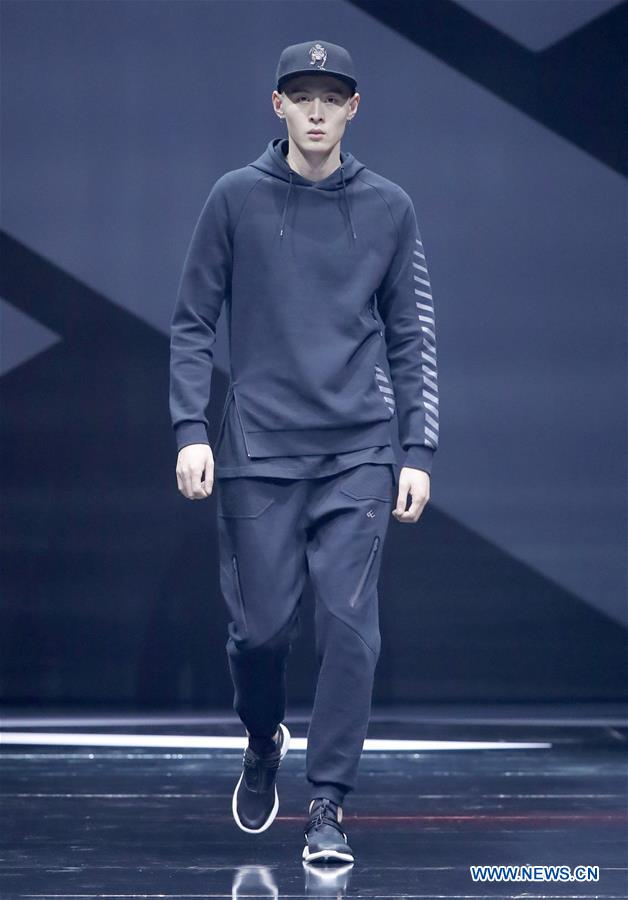 CHINA-BEIJING-FASHION WEEK-HUANG JIEMING (CN)