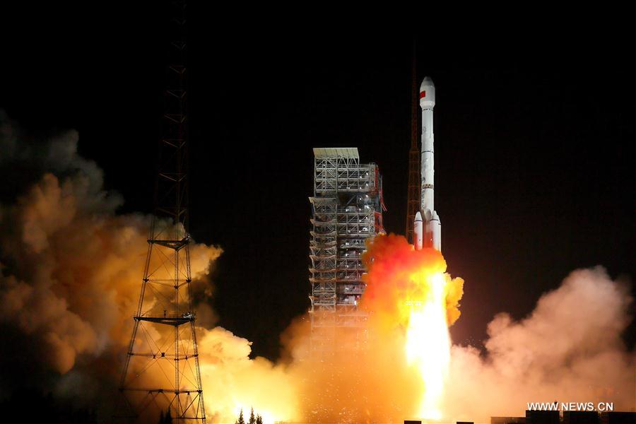 Backgrounder basic facts about apec xinhua englishws china launches two beidou 3 navigation satellites on single carrier rocket publicscrutiny Gallery