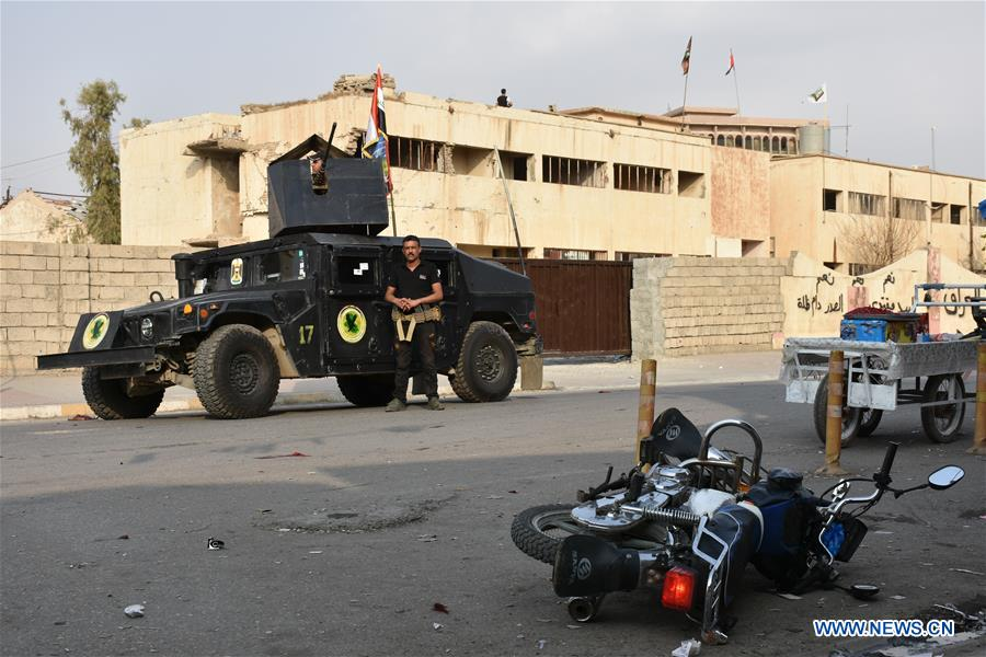 IRAQ-KIRKUK-ATTACKS