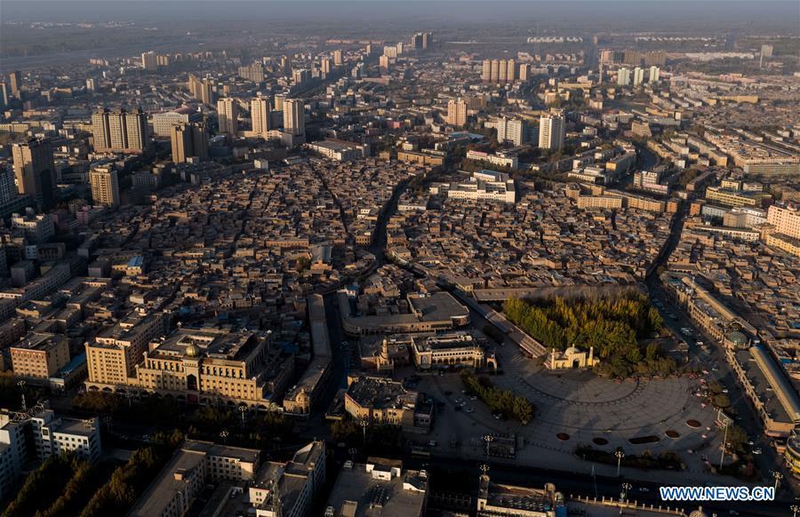 CHINA-XINJIANG-KASHGAR-SCENERY (CN)