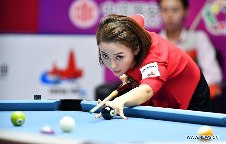 (SP)CHINA-HAINAN-CHENGMAI-NINE BALL CHAMPIONSHIP (CN)