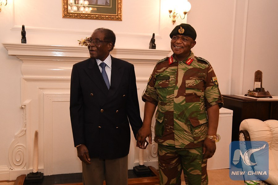 Image result for chiwenga