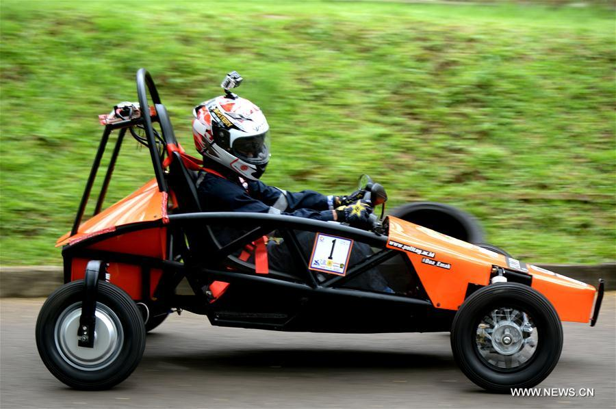 Sp Indonesia Bandung Electric Car Race Compeion
