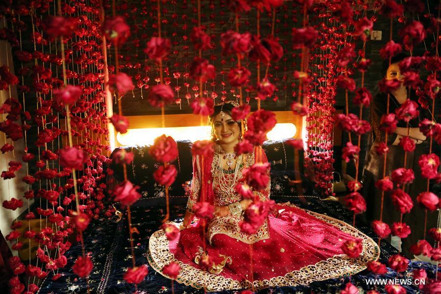 PAKISTAN-MULTAN-PAKISTANI WEDDING