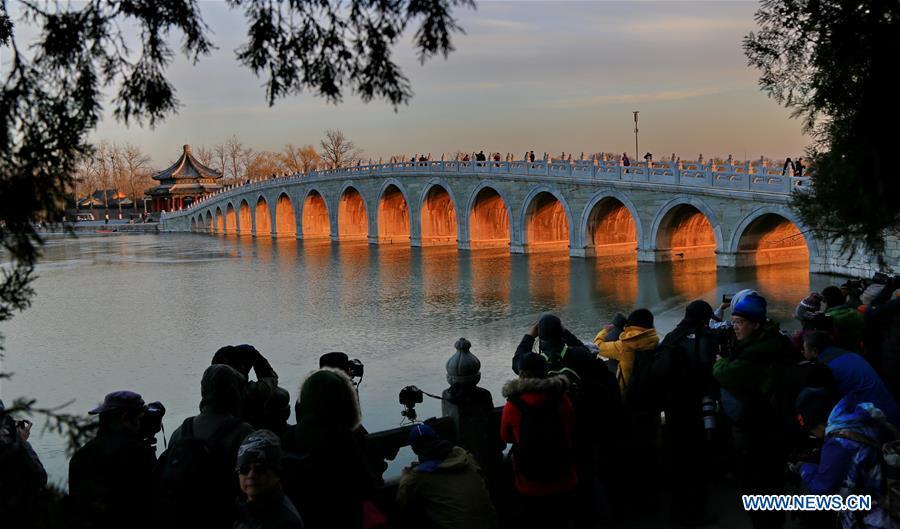 #CHINA-BEIJING-SUMMER PALACE (CN)
