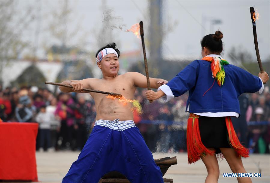 CHINA-GUANGXI-FOLK FESTIVAL (CN)