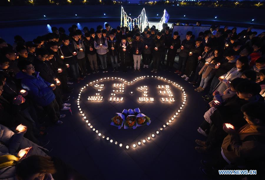 CHINA-NANJING MASSACRE-COMMEMORATION (CN)