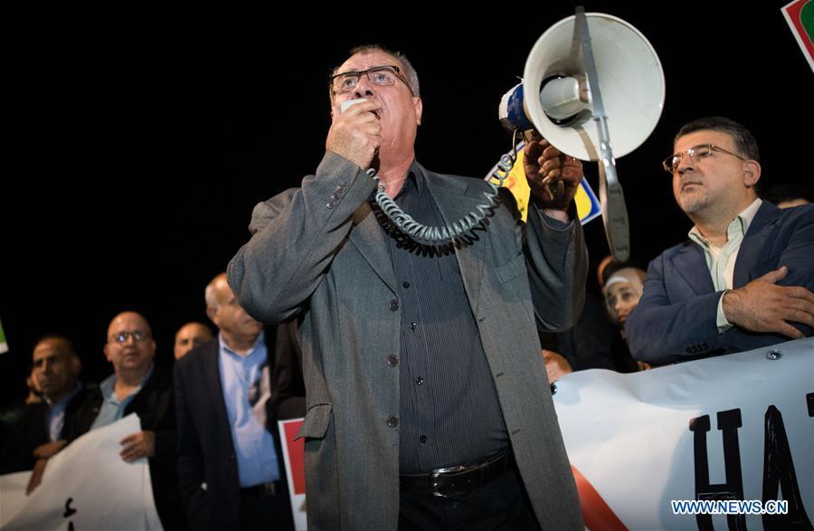 ISRAEL-TEL AVIV-PROTEST