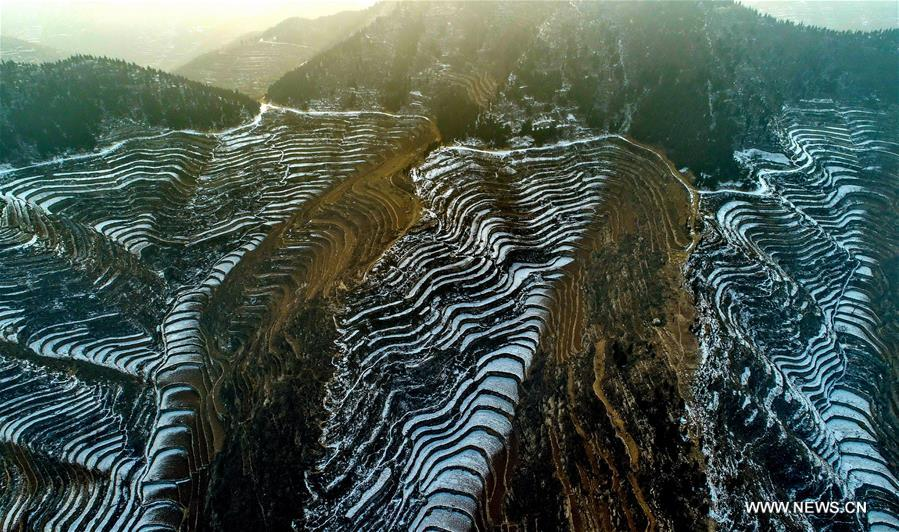 CHINA-HEBEI-SHEXIAN-SCENERY (CN)