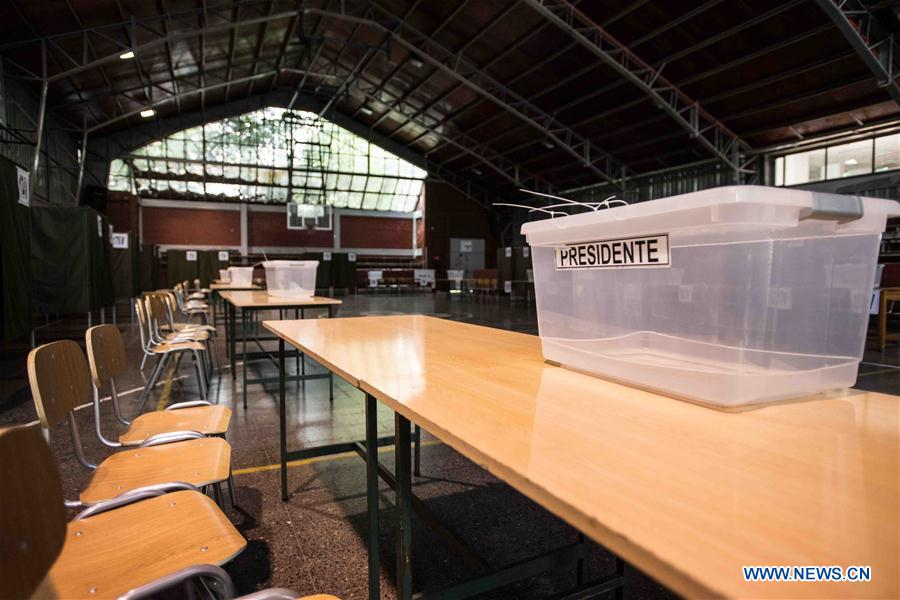 CHILE-SANTIAGO-PRESIDENTIAL RUNOFF-PREPARATION