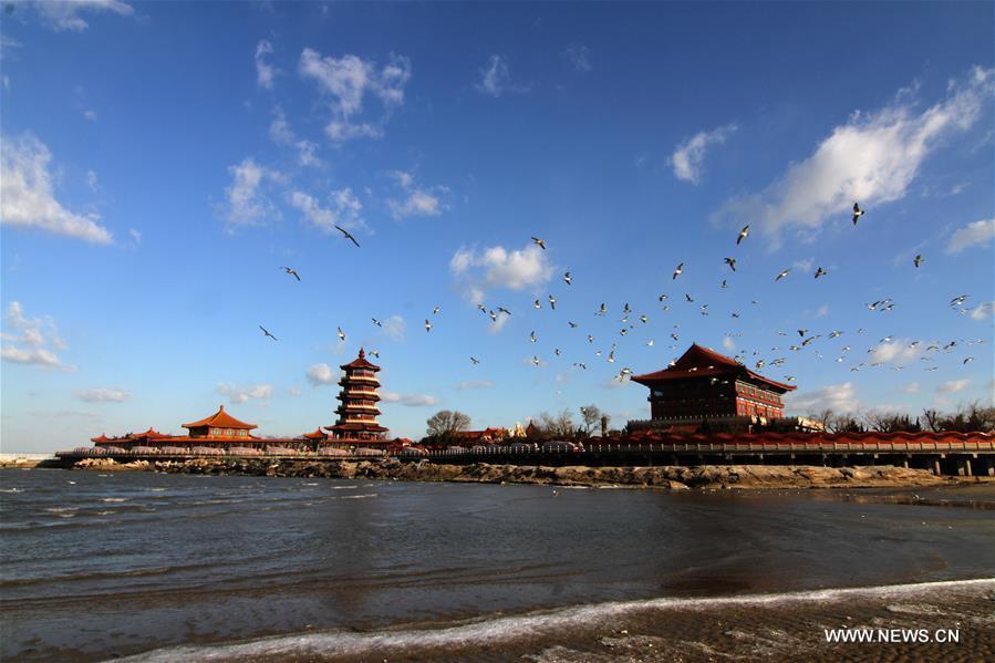 #CHINA-SHANDONG-PENGLAI-SCENERY(CN)