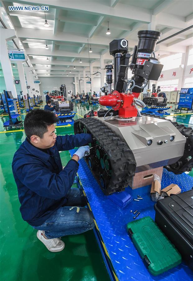 CHINA-ZHEJIANG-ROBOT-MANUFACTURE (CN)