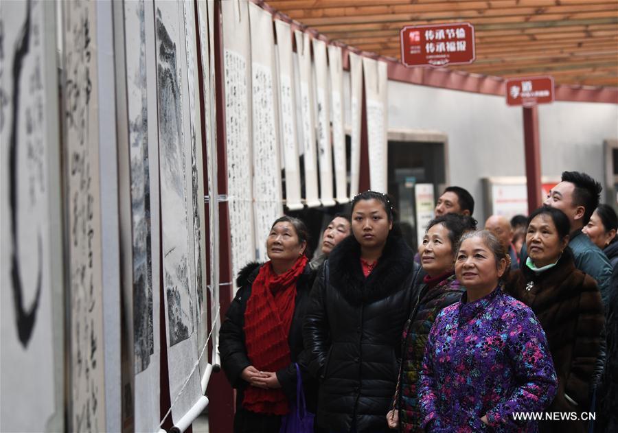 CHINA-CHONGQING-ART EXHIBITION(CN)
