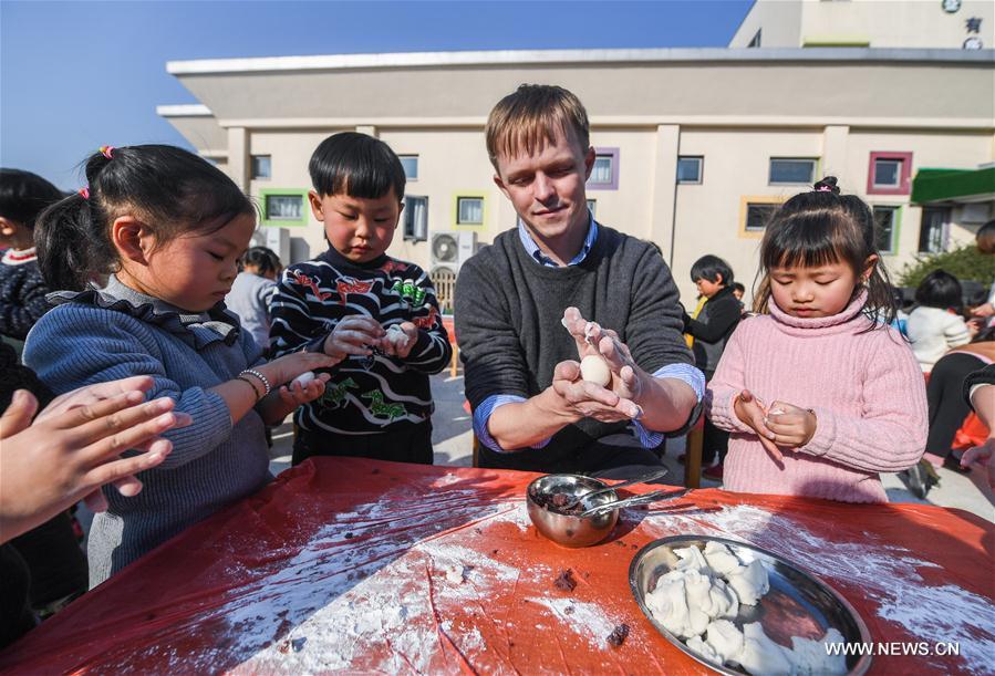 CHINA-ZHEJIANG-WINTER SOLSTICE FESTIVAL(CN)