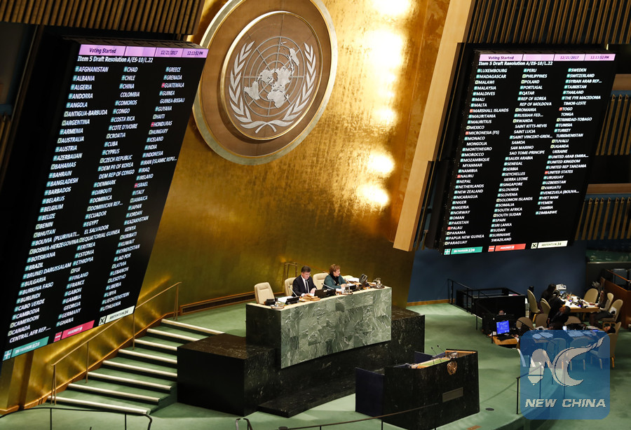Israel rejects UN's Je...