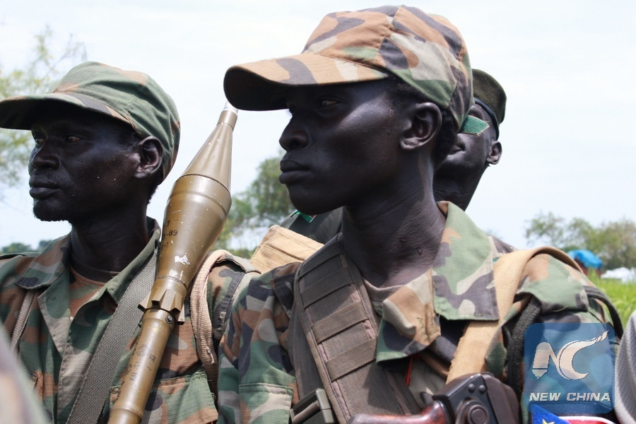 South Sudanese Parties Sign Cease Fire Agreement Xinhua English