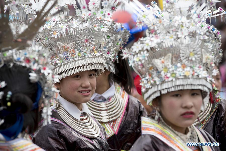 #CHINA-GUIZHOU-CONGJIANG-LUSHENG-FESTIVAL (CN)