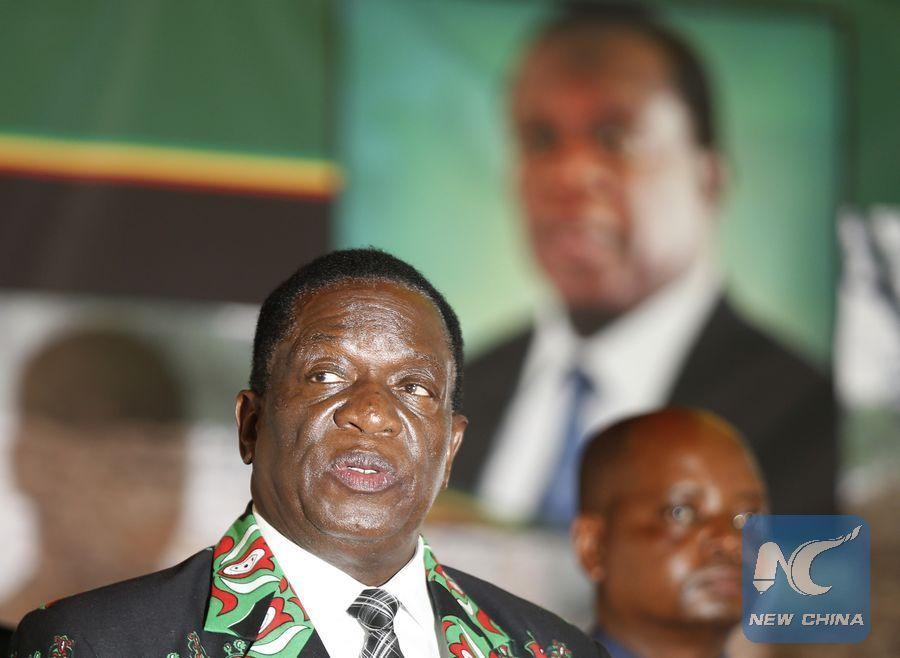 Yearender: Military changes Zimbabwe's political landscape as Mugabe