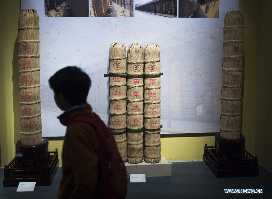 CHINA-HUBEI-TEA CULTURE EXHIBITION (CN)