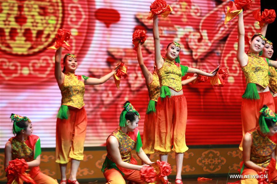 #CHINA-HEBEI-ART FESTIVAL (CN)
