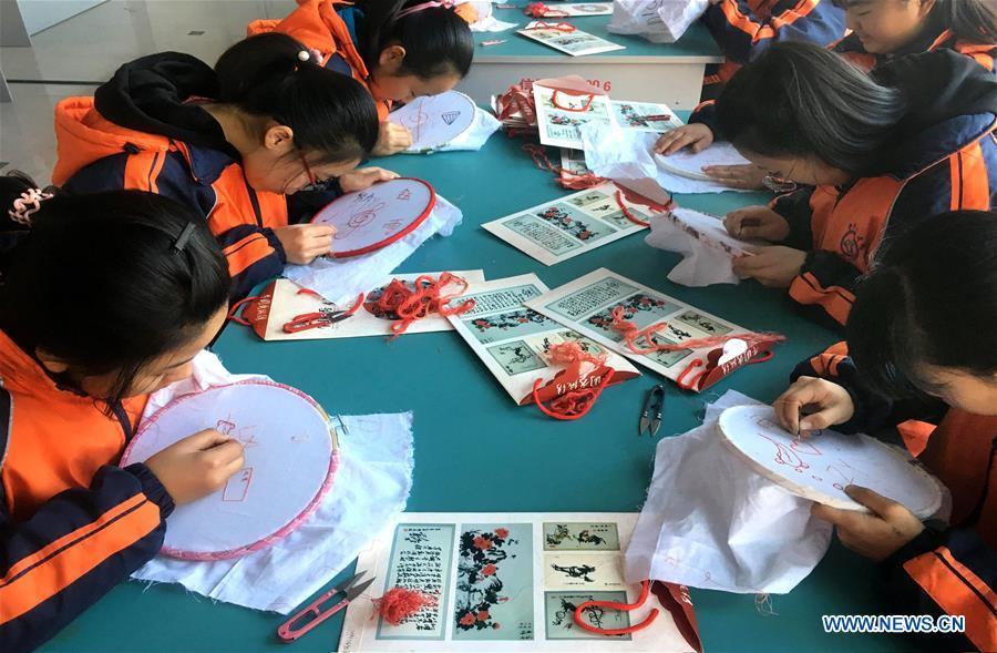 #CHINA-SHANDONG-CULTURAL HERITAGE (CN)