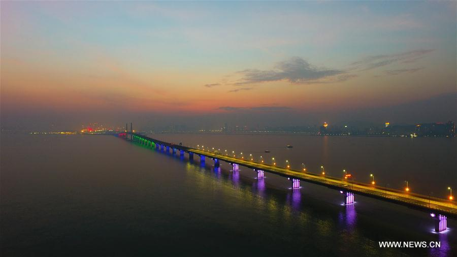 CHINA-GUANGDONG-HONG KONG-ZHUHAI-MACAO BRIDGE (CN)