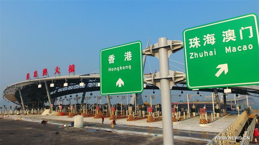 CHINA-GUANGDONG-HONG KONG-ZHUHAI-MACAO BRIDGE (CN)