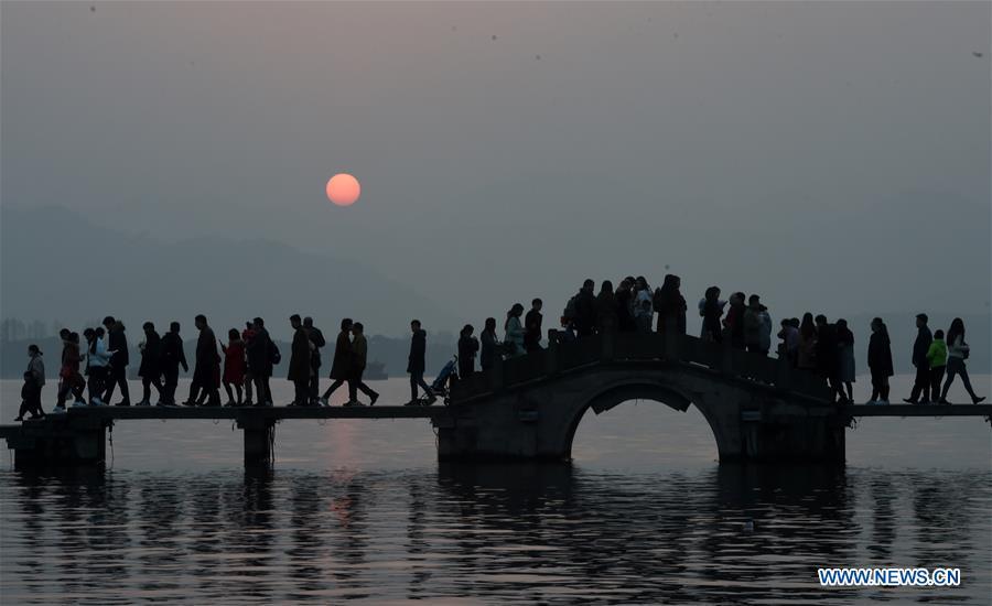 CHINA-ZHEJIANG-HANGZHOU-SCENERY (CN)