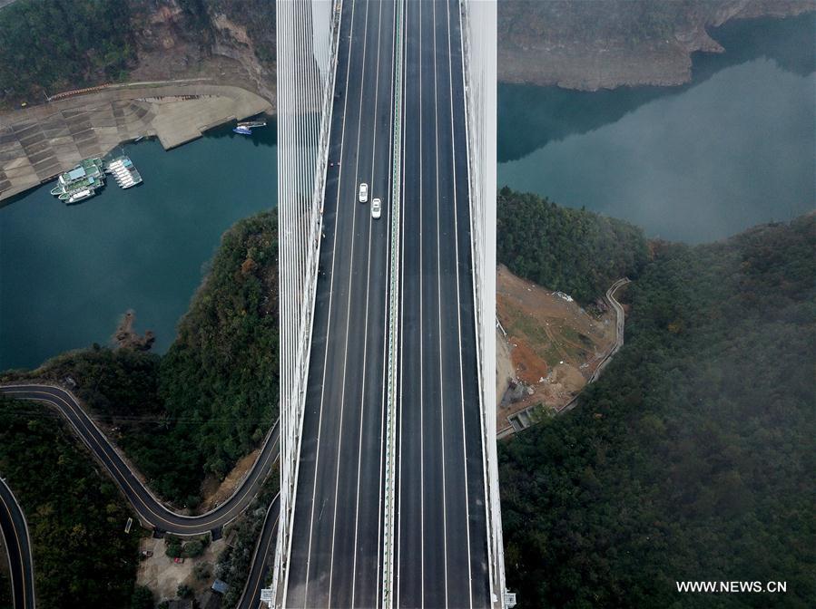 #CHINA-ZUNYI-GUIYANG-NEW HIGHWAY(CN)