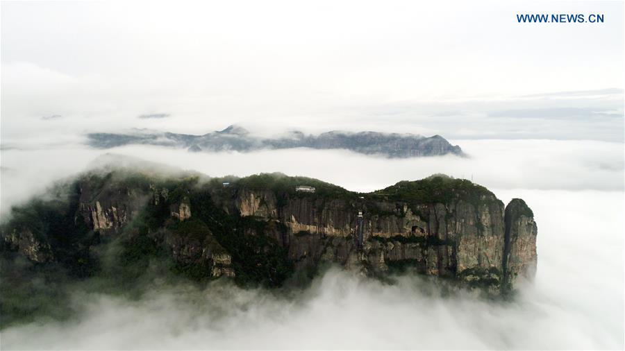 #CHINA-ZHEJIANG-XIANJU-SCENERY (CN)