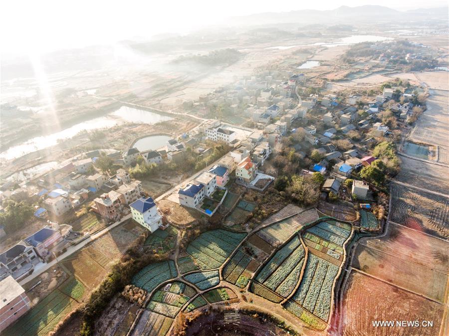 CHINA-JIUJIANG-COUNTRYSIDE VIEW (CN)