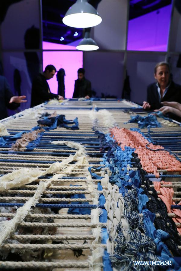 World largest textile fair Heimtextil Frankfurt
