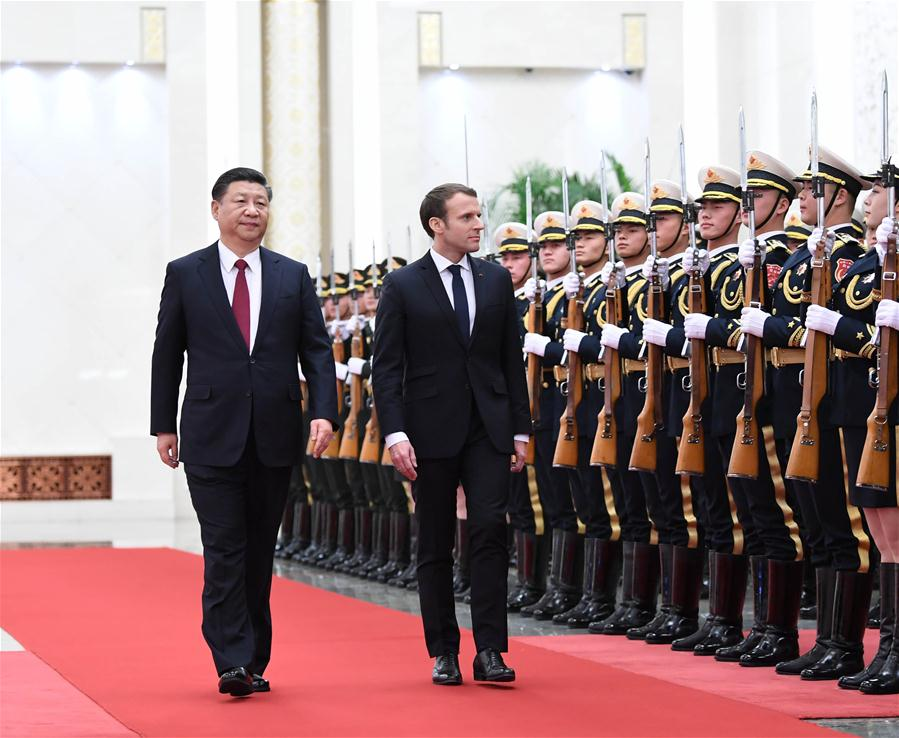 China, France agree to inject new impetus into ties