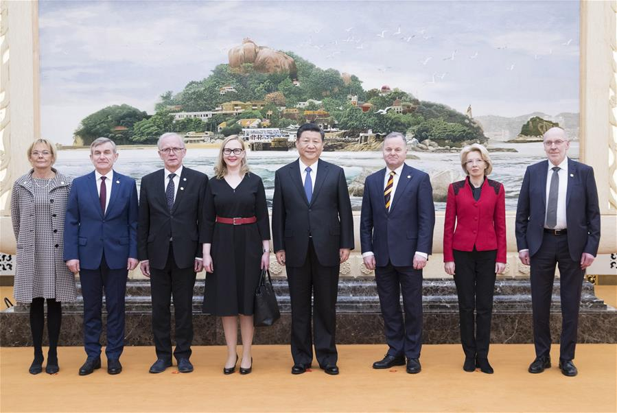China hopes for more exchanges with Nordic, Baltic countries