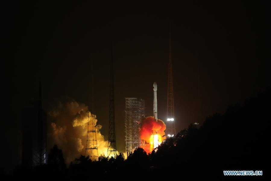 CHINA-SICHUAN-XICHANG-SATELLITES-LAUNCH (CN)