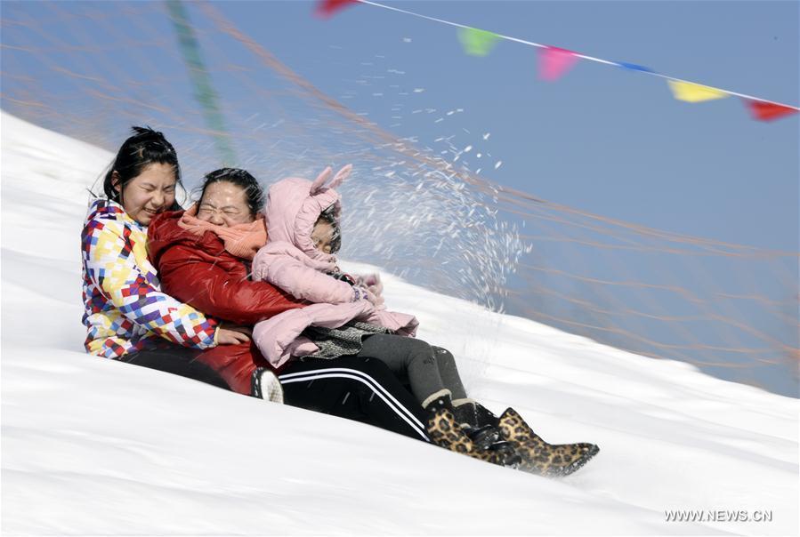CHINA-HOHHOT-FITNESS-WINTER (CN)