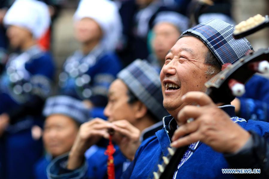 #CHINA-GUIZHOU-FOLK CULTURE (CN)