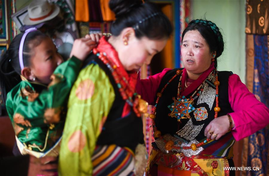 CHINA-TIBET-XIGAZE-NEW YEAR(CN)