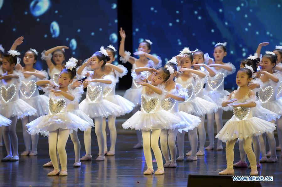 CHINA-HEBEI-NEW YEAR-PERFORMANCE (CN)