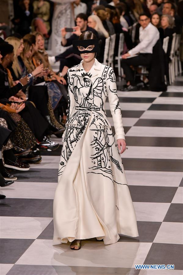 Highlights of haute couture 2018 spring summer collection for Haute couture in english