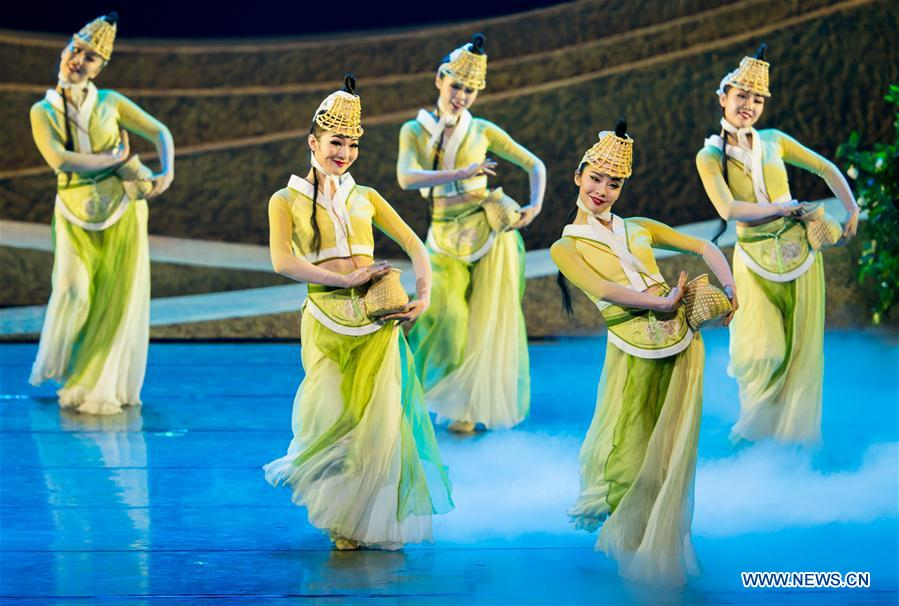 #CHINA-INNER MONGOLIA-DANCE-CARAVAN (CN)