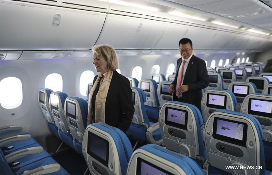 China's Xiamen Airlines to promote UN sustainable