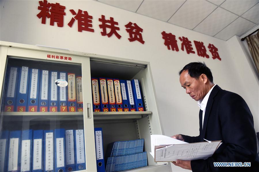 CHINA-HAINAN-YANG FENGJI-POVERTY ALLEVIATION (CN)