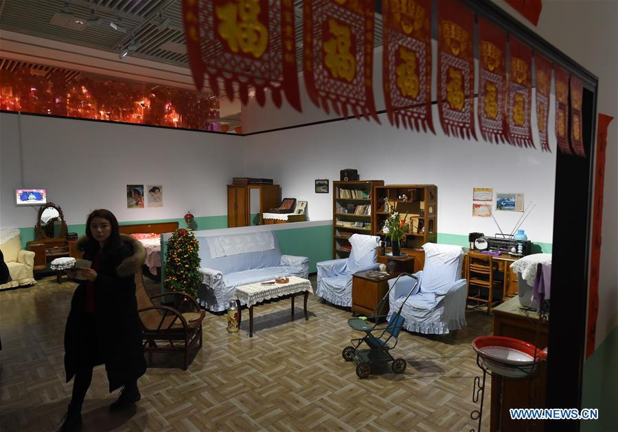 CHINA-NANJING-EXHIBITION-HOME FOR SPRING FESTIVAL (CN)