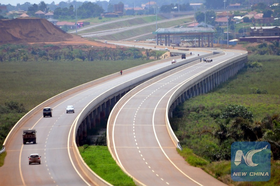 Chinese-funded projects create over 16,500 jobs in Uganda last year
